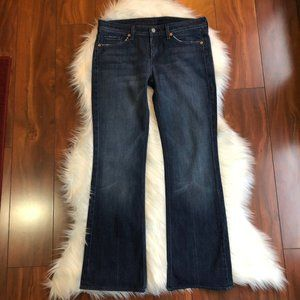 7 For All Mankind Flynt Bootcut Sz 30